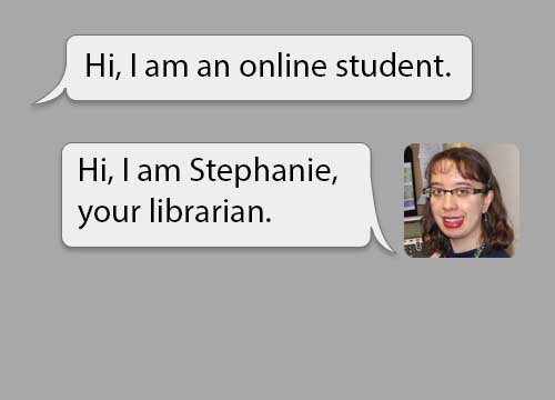 Stephanie Espinoza Elearning Librarian